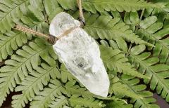 白砂勝敏 鉱物ジュエリー ヒマラヤ水晶