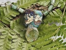 白砂勝敏 鉱物ジュエリー ローマングラス