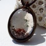 白砂勝敏 鉱物ジュエリー ガーデン水晶