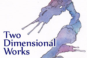 two dimensional works ギャラリー 平面作品