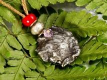 白砂勝敏 鉱物ジュエリー 隕石