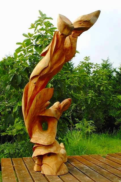 一木彫り彫刻