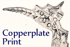 copperplate print ギャラリー 銅版画